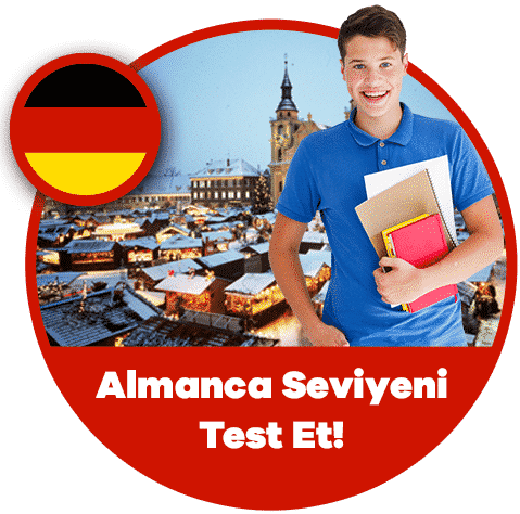 ALMANCA SEVİYE TESPİT SINAVI