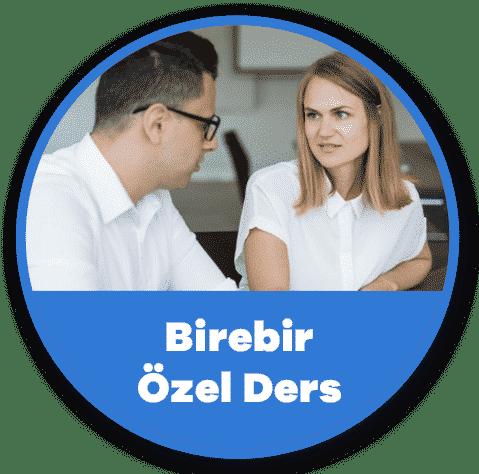 BİREBİR ÖZEL DERS